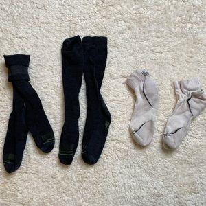 ✨bundle✨ 3 pack smartwool socks XL